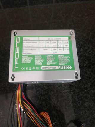 fuente de alimentación tacens anima aps500 500W
