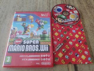 new super Mario Bros completo