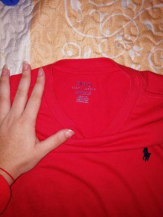camiseta corta Polo Ralph Lauren