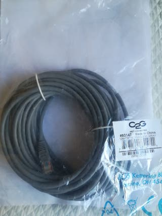 Cable red RJ45 10 metros.