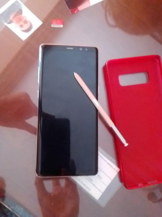 Samsung Galaxy note 8 edeg
