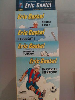 Comics Eric Castel