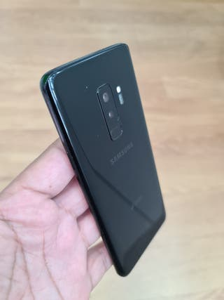SAMSUNG S9 PLUS, 64 GB (DOS TARJETA)