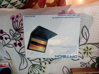 Lector de DVD, USD, tarjeta SD para el coche