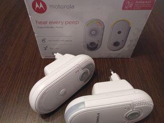 Vigilabebés marca Motorola.