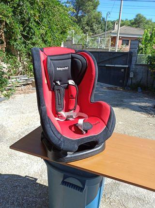 silla coche bebe babyauto grupo 0 y 1