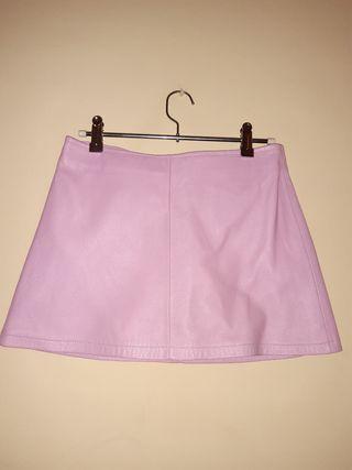 Falda de piel - XS
