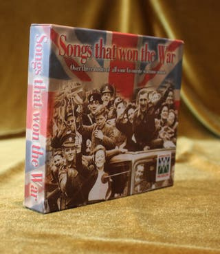 Songs that won the war,Triple CD,Imperial war muse