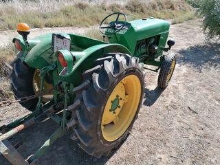 Tractor John deere JD 515 viñero