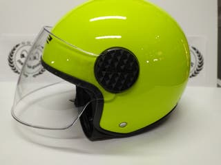 casco jet LS2 sphere M