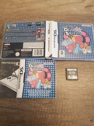 Nintendo DS Mr. Driller Drill Spirits PAL ESP