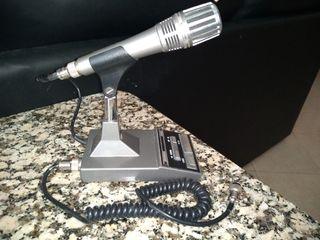 Micrófono de sobremesa
