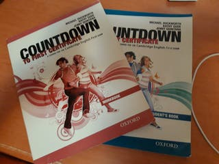 Libro ingles Countdown to First Certificate
