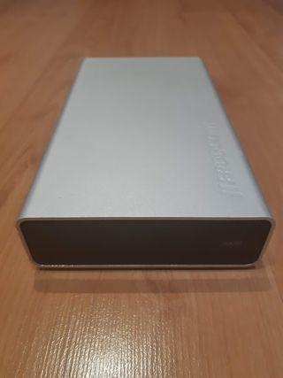 Disco duro USB 80 GB videojuegos retro