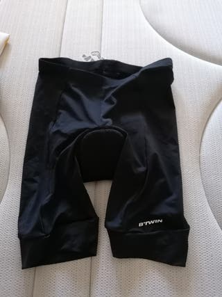 Pantalón corto ciclismo niño