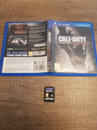 Psvita Call of Duty Black Ops Declassified PAL ESP