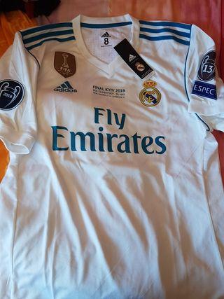 REAL MADRID Camiseta 13 Champions