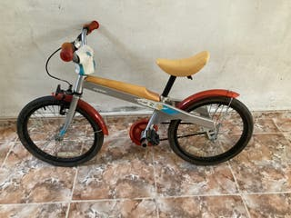 "Bicicleta niñ@ 16"""