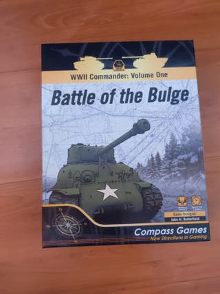 Battle of the Bulge : WWII Commander Volume One