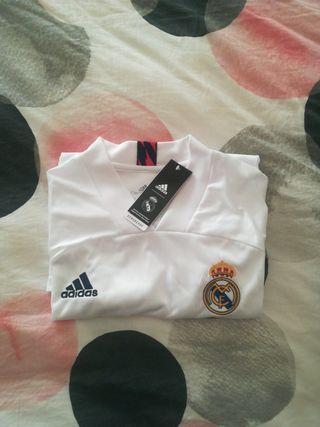 Camiseta Real Madrid C.F. 20/21