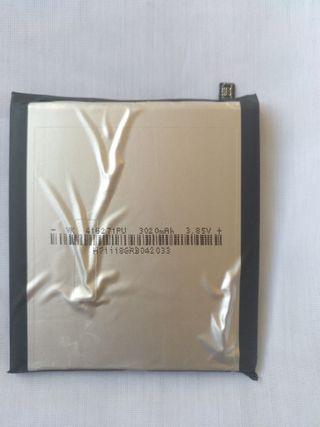 Batería BQ Aquaris U Lite 3020 mAh 3.85V