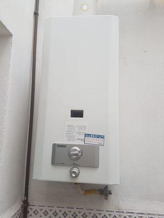 Calentador de agua a gas Vaillant Directpower Mag