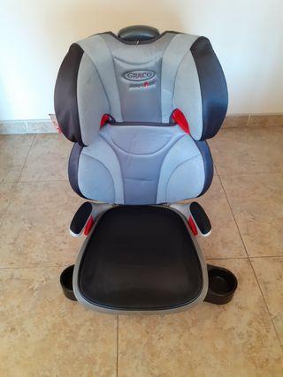 silla para coche marca Graco