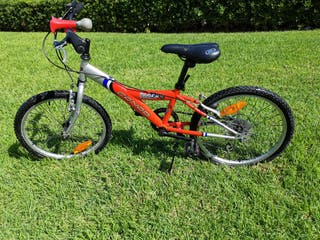 Bicicleta de niño conor