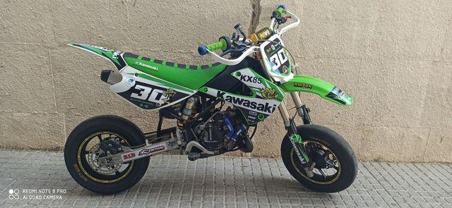 kawasaki kx 85 2012