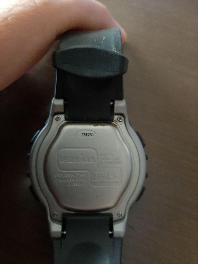 Reloj Timex Ironman Thriathlon T5E231