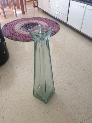 Jarron cristal grande
