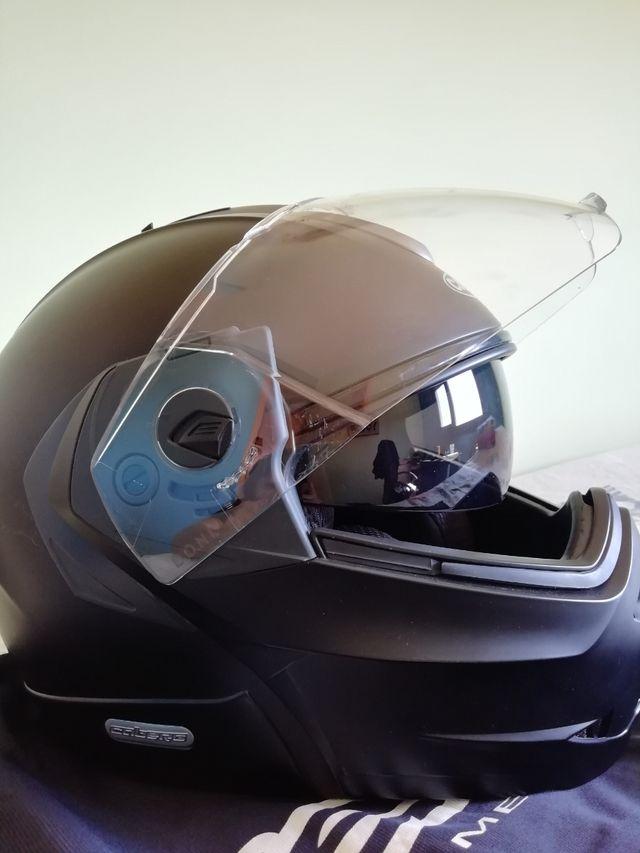casco modular CABERG HELMETS, nuevo sin estrenar