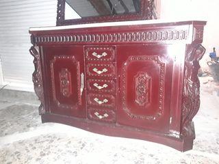 mueble entrada antiguo