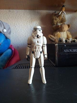 Star Wars vintage figura española