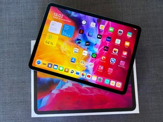 iPad Pro 11 2020 256Gb Gris Espacial