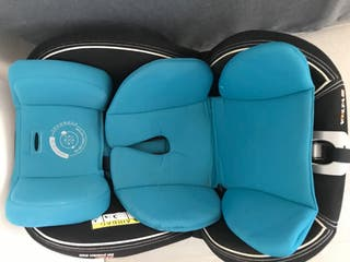 Casualplay silla coche bebé isofix grupo 0