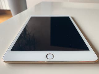 iPad mini 4 Gold