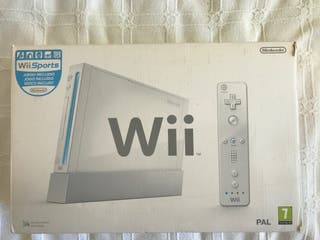 Consola Wii RVL 001 y Wii fit Plus