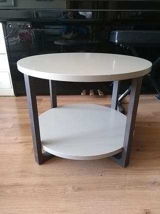 Mesa redonda Rissna Ikea