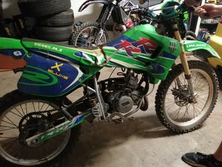 Rieju RR ciclomotor 49cc
