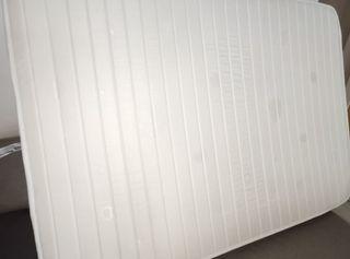 Colchón y somier 135cm x 190cm