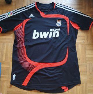 Camiseta de Real Madrid de Casillas año 2007 08