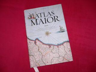 Libro Atlas Maior de Taschen - 1665