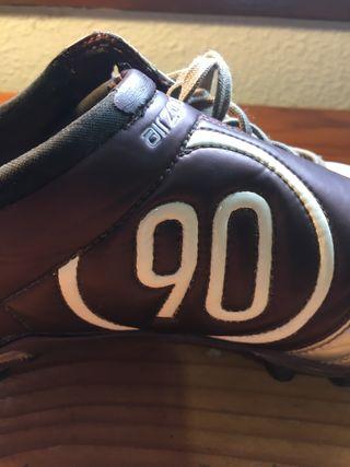 Botas originales de fútbol Nike AirZoom Total90III