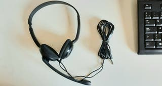 Auriculares con micrófono Sennheiser