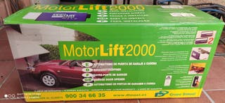Automatismo puerta garaje Motorlift 2000