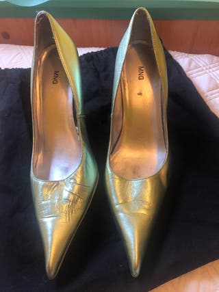 Zapatos fiesta Mango