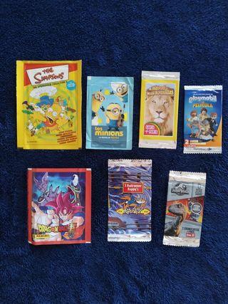 Sobres sellados mini coleccion variada