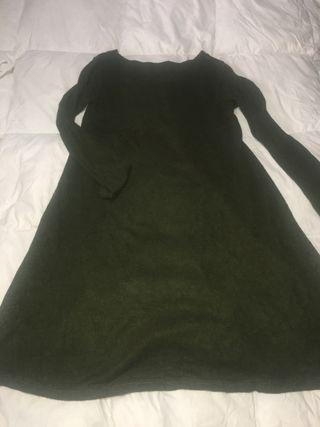 Vestido verse oscuro talla única nuevo