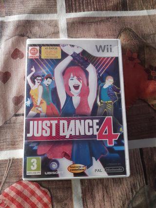 Juego para la Wii